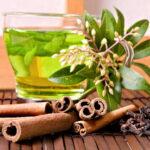 смеси зеленого чая