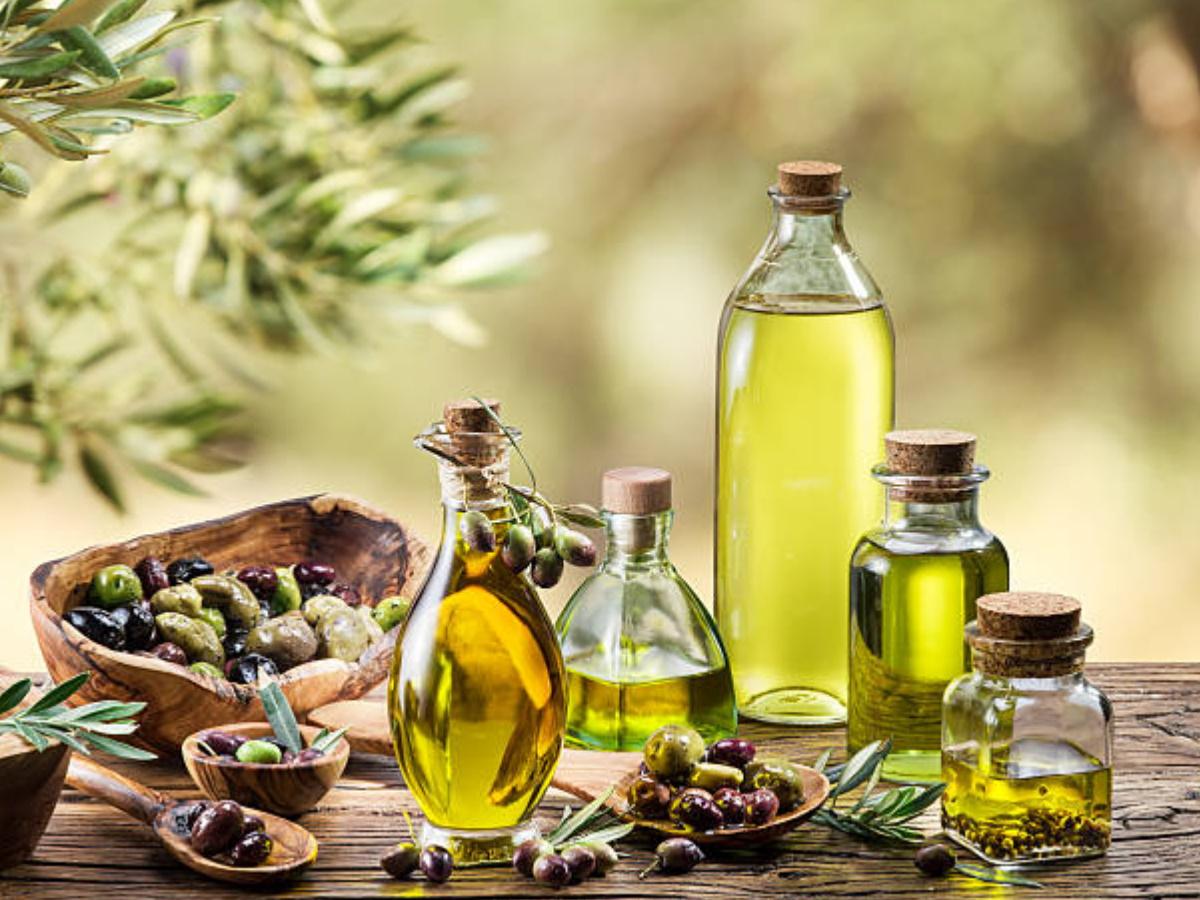 Приготовление мыла с оливковым маслом