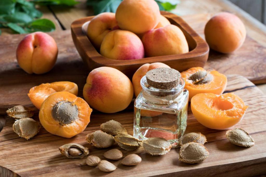 Масло персиковое