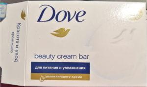 крем-мыла Dove